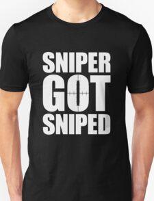 Sniper Got Sniped Unisex T-Shirt