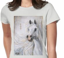 Arabian Spirit of Fire Womens Fitted T-Shirt