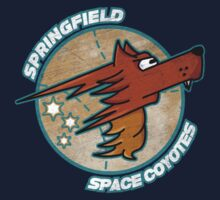 Springfield Space Coyotes by newdamage