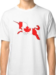 Canada Unicorn Classic T-Shirt