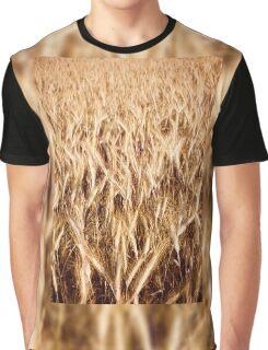 Plenty golden cereal grain ears Graphic T-Shirt