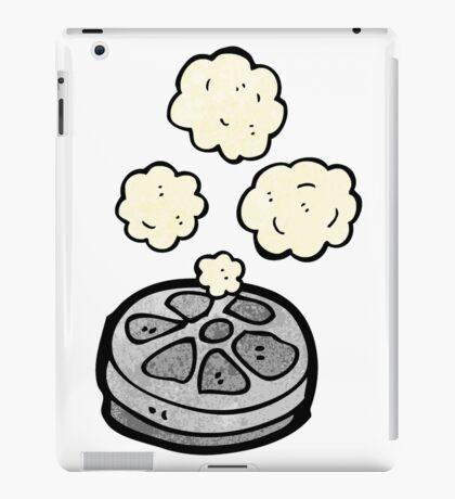 old film reel cartoon iPad Case/Skin
