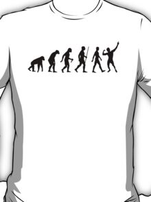 Evolution of Zyzz Black T-Shirt