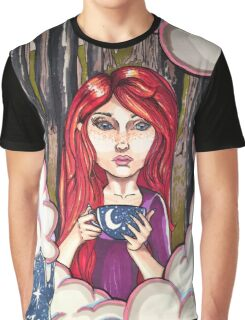 Teatime of the soul Graphic T-Shirt