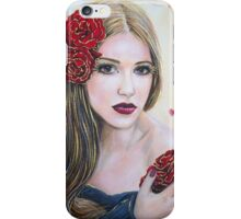 When Only Love Is Left iPhone Case/Skin