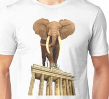 space elephant Unisex T-Shirt
