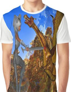 Dragon Slayer Graphic T-Shirt