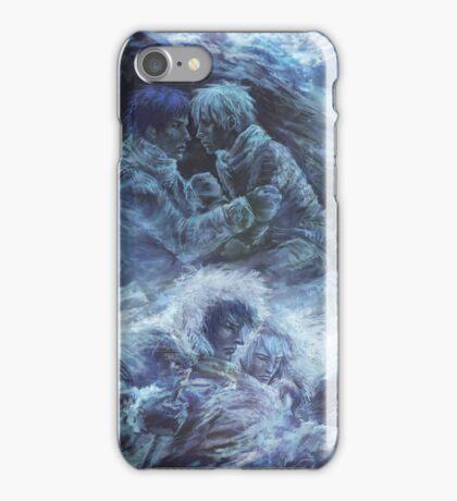Left hand of darkness iPhone Case/Skin