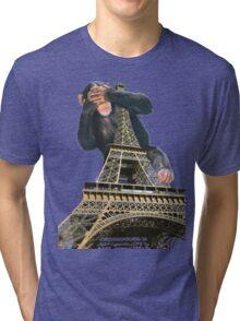 sky monkey #1 Tri-blend T-Shirt
