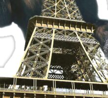 sky monkey #1 Sticker