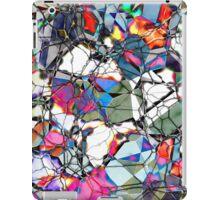 Abstract Geometric Web iPad Case/Skin