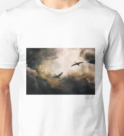 The Sound Of Silence Unisex T-Shirt