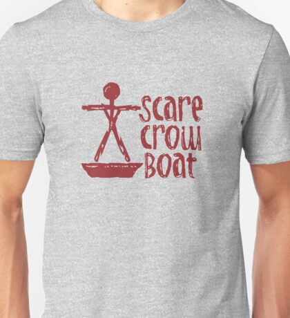 Scarecrow Boat Unisex T-Shirt