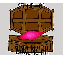 Stone of barenziah Photographic Print