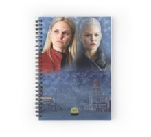 Once Upon A Time - Emma Swan Spiral Notebook