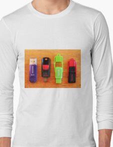 Colourful Memories! Long Sleeve T-Shirt