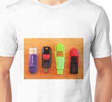 Colourful Memories! Unisex T-Shirt