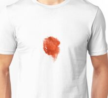 Water Strokes |  Bloody Red | Unisex T-Shirt