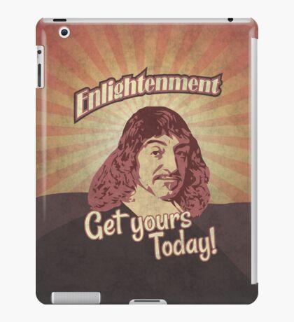 Rene Descartes' Enlightenment iPad Case/Skin