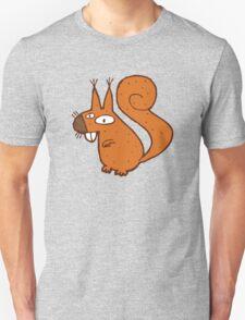Cute cartoon squirrel T-Shirt