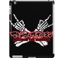 Maximum the hormone iPad Case/Skin