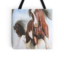 All Charged Up Tote Bag