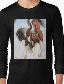 All Charged Up Long Sleeve T-Shirt