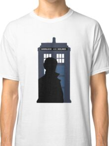 Time and Relative Dimensions in Baker Street Classic T-Shirt