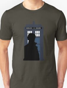 Time and Relative Dimensions in Baker Street Unisex T-Shirt