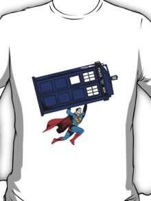 The Safest Way To Travel T-Shirt