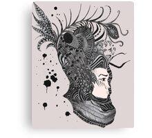 GaiaInk Canvas Print