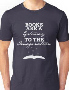 Books Gateway to Imagination Unisex T-Shirt