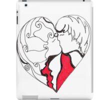 Port Dahlia Kiss iPad Case/Skin