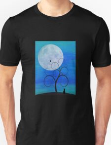 Blue Moon Cat T-Shirt
