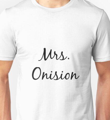 Mrs. Onision Unisex T-Shirt