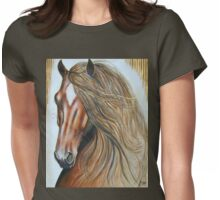 Illusions of Grandeur Womens Fitted T-Shirt