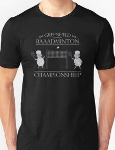 The Championsheeps Unisex T-Shirt