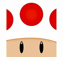 Toad Face by LumpyHippo