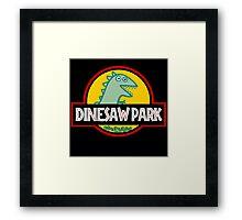 Dinesaw Park Framed Print