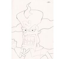 Dr Neo Cortex Photographic Print