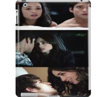 Scallison [Cuddling] iPad Case/Skin