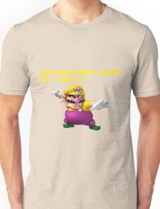 Wario Party Unisex T-Shirt