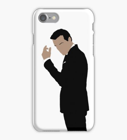 James Moriarty iPhone Case/Skin