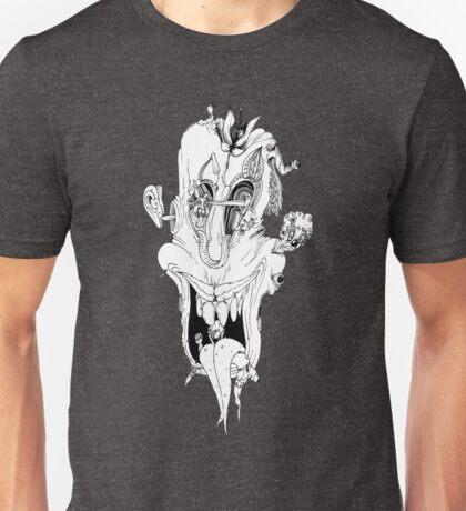 The Psychedelic Clown - Zirio Unisex T-Shirt