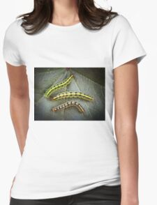 Orugas Womens Fitted T-Shirt