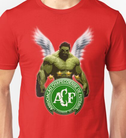 Chapecoense Angels Brazil Unisex T-Shirt