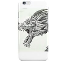 Alduin iPhone Case/Skin