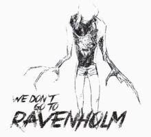We Don't Go To Ravenholm (Dark) by CheatCode