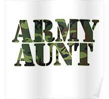 Army AUNT Poster