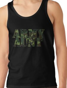 Army AUNT Tank Top